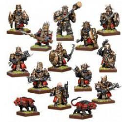 Abyssal Dwarf Warband Set