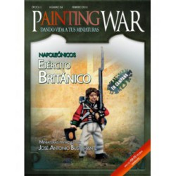 Painting War 4: Ejército Británico (Spanish)