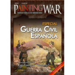 Painting War 5: Guerra Civil Española