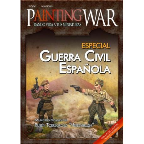 Painting War 5: Guerra Civil Española (Spanish)