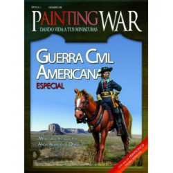 Painting War 8: Guerra Civil Americana (Spanish)