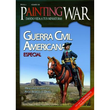 Painting War 8: Guerra Civil Americana (Spanish)
