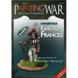 Painting War 2: Napoleónicos Ejército Francés (Castellano)
