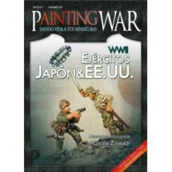 Painting War 3: WWII Japón & EEUU (Castellano)