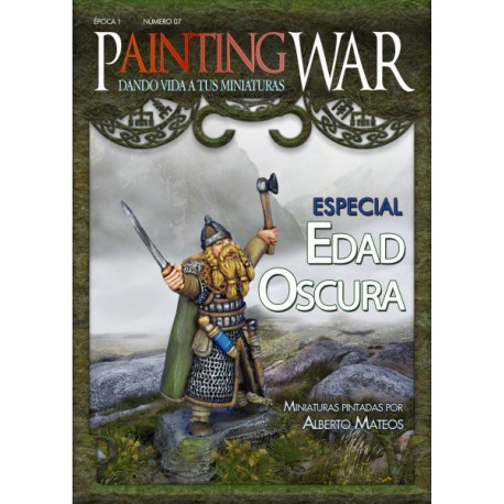 Painting War 7: Edad Oscura (Spanish)