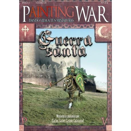 Painting War 9: Guerra Santa (Spanish)