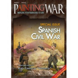 Painting War 5: Spanish Civil War (English)