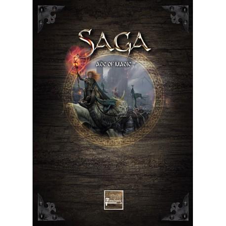 SAGA: La Edad de la Magia (Spanish)