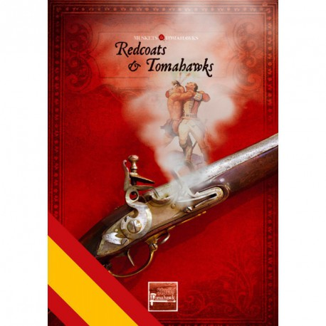 Redcoats & Tomahawks V2 (Spanish)