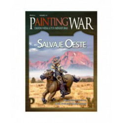 Painting War 10: Salvaje Oeste (Spanish)