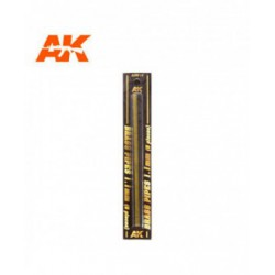 Brass Pipes 1.1mm, 5 units