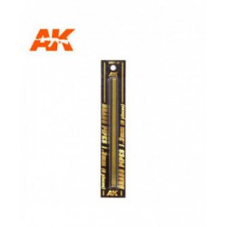Brass Pipes 1.3mm, 5 units