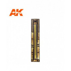 Brass Pipes 1.4mm, 5 units