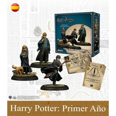 Harry Potter: Primer Año (Spanish)