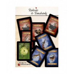 Cartas Redcoats & Tomahawks V2 (Spanish)