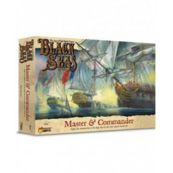 Black Seas Master & Commander (Spanish)