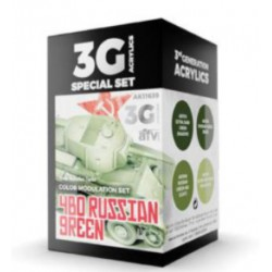 4bo Russian Green Modulation Set