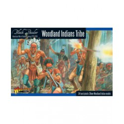 Woodland Indians Tribe (24)