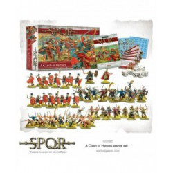 SPQR: A Clash of Heroes Starter Set (Castellano)