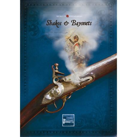 M&T: Shakos & Bayonets (Spanish)