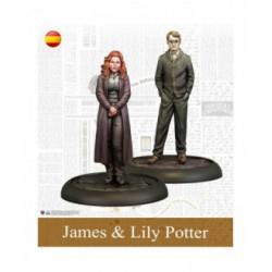 James & Lily Potter