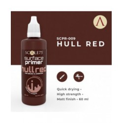 Surface Primer Hull Red