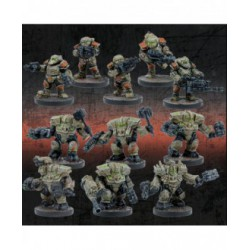 Deadzone Forge Father Hold Warriors Starter