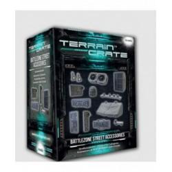 Terrain Crate: Battlezones Street Accessories