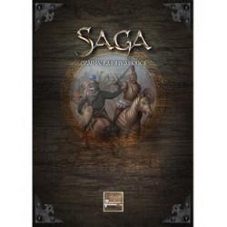 Saga: Edad de las Invasiones (Spanish)