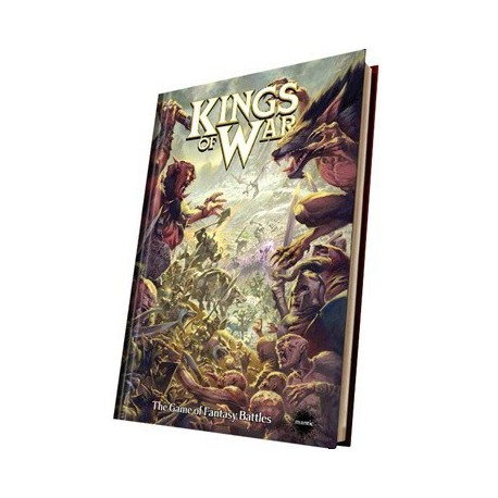 Kings of War 2ª Edición (Castellano)