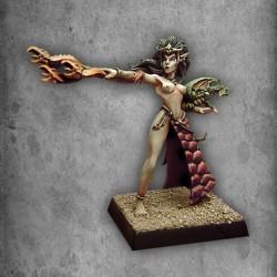 Dread Elf Oracle