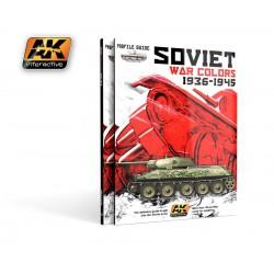 Soviet War Colors Profile Guide (Inglés)