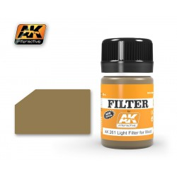 Light Filter for Wood
