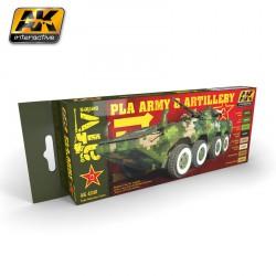 Pla Army & Artillery