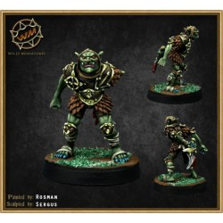 Hobgoblin Star Player With Dagger