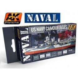 US Navy Camuflajes