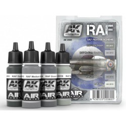 RAF Day Fighter Scheme