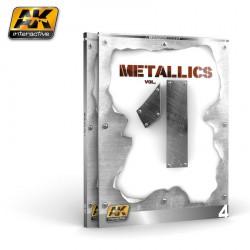 Metallics Vol 1 (AK Learning Series 4) (English)