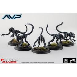 Alien Stalkers (Castellano)