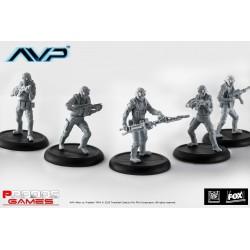 Weyland Yutani Commandos (Castellano)