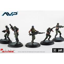 USCM Marines (Castellano)