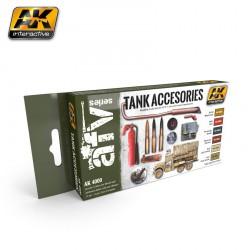 Tank Accesories Set