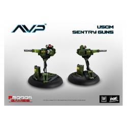 Sentry Guns (Castellano)