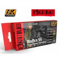 Waffen SS Fall/Summer Camouflage