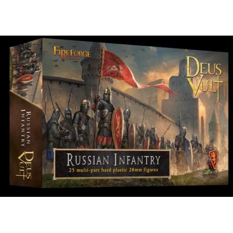 Russian Infantry Plastic (24)