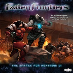 Fallen Frontiers - La Batalla de Hextrom VI (Caja de Inicio)