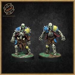 Pack Skeletons
