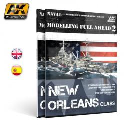 Modelling Full Ahead 2 (Castellano)