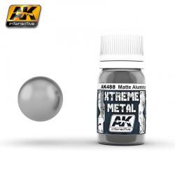 Xtreme Metal Matte Aluminium