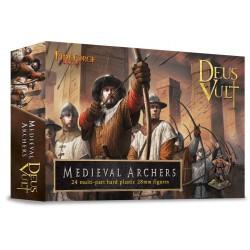 Medieval Archers (24)